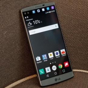 LG V20, il primo cellulare con Android 7.0 Nougat