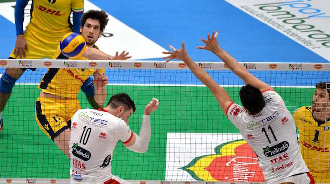 Playoff Superlega volley 2017: Si comincia stasera!