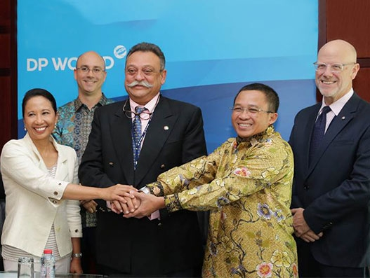 DP World and Indonesian government sign agreement to develop port and logistics zone | Shipping