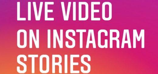 Come fare streaming video su Instagram