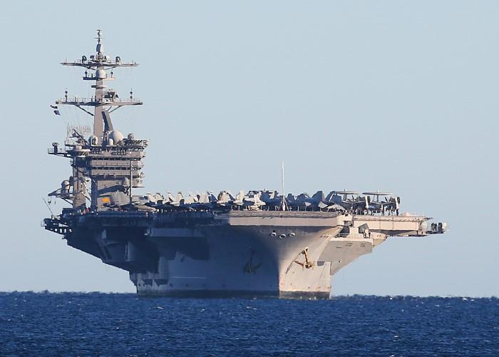 La Corea del Nord stavolta minaccia di affondare la portaerei Carl Vinson