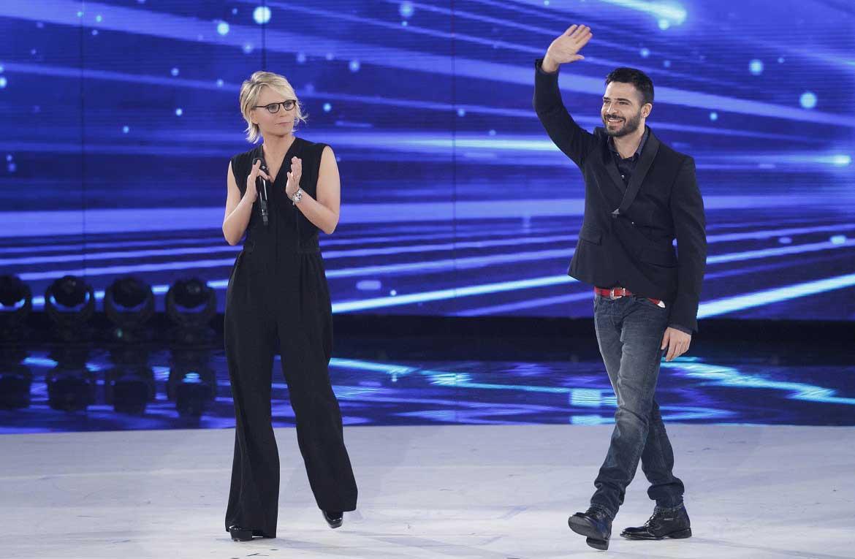 Marco Bocci, Virginia Raffaele, ricca di sorprese la puntata di Amici serale