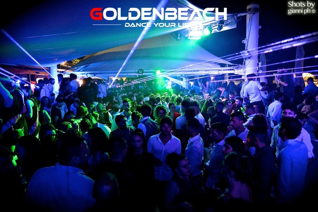 Golden Beach - Albisola (SV), un grande weekend: 15/6 Apericlass on The Beach, 16/6 Alcatraz