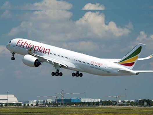 Ethiopian Airlines lands Airbus A350-900 in Abuja as airport reopens   Aviation