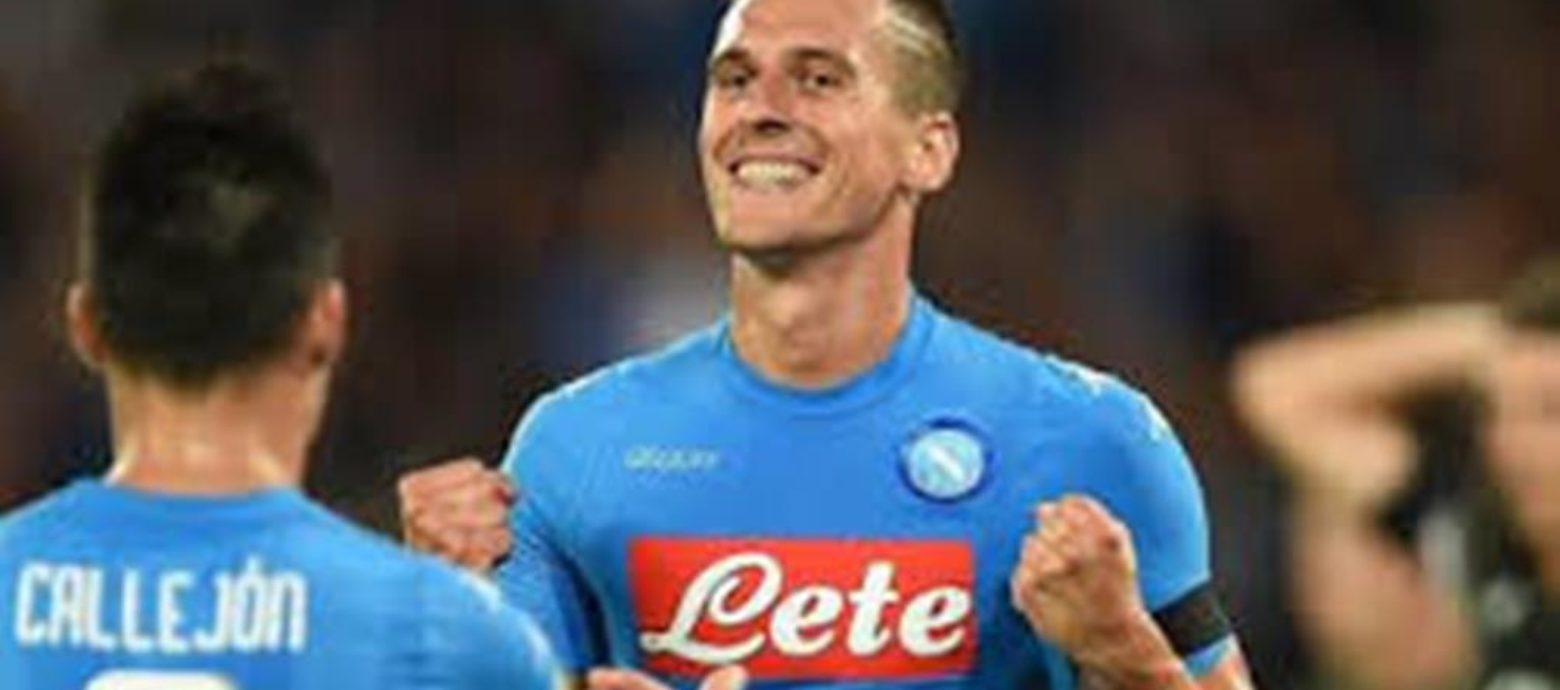 Serie A, il ritorno di Milik infiamma Napoli