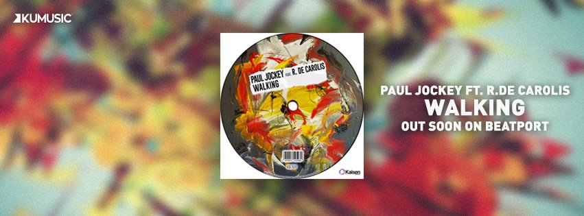 Paul Jockey Feat Roberto De Carolis - Walking (Kaisen Records) fa ballare Ibiza