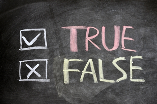 Vero o falso? 10 domande frequenti sulla prostata