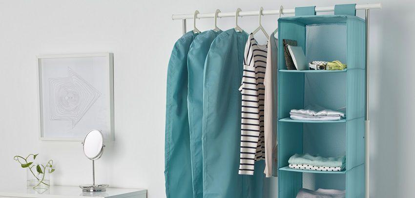 Autunno: fai il cambio di stagione nei tuoi armadi con IKEA