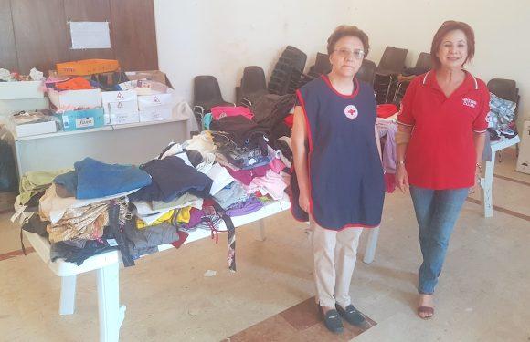 Migliaia di capi ai bisognosi dalla CRI di Castelvetrano