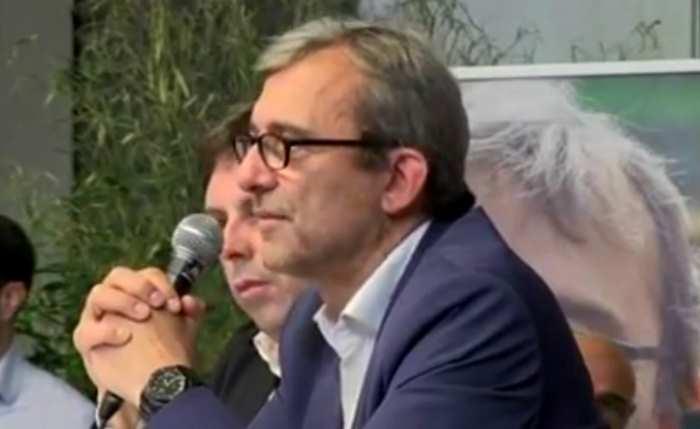 Giachetti lancia la sfida per Roma