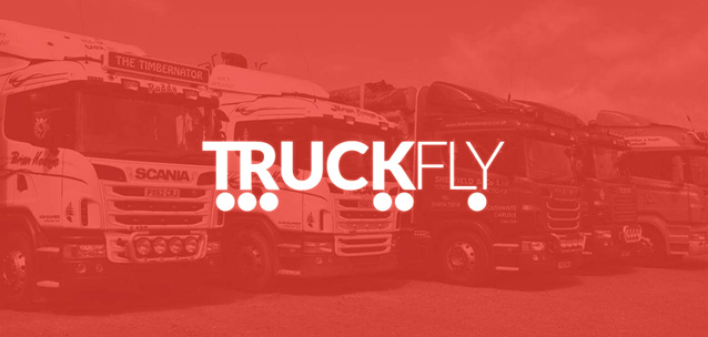Truckfly per iPhone e Android – l'app indispensabile per i camionisti