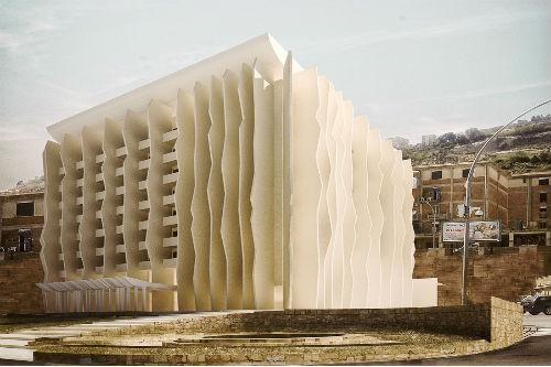 UniKore. Nuova residenza universitaria ad Enna bassa