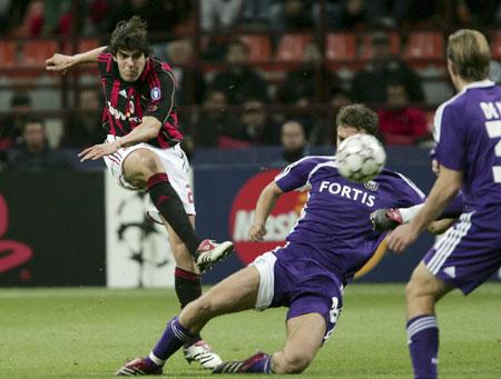 Milan, André Silva come Kaká? L'ultima tripletta europea è del 2006, poi fu Champions League