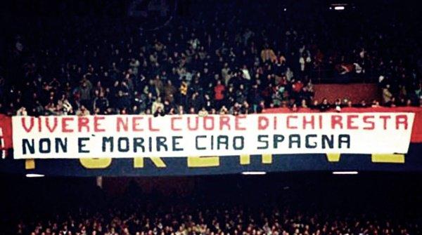 29 gennaio 1995: la morte di Vincenzo Spagnolo