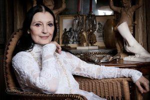 Carla Fracci compie 80 anni [VIDEO]