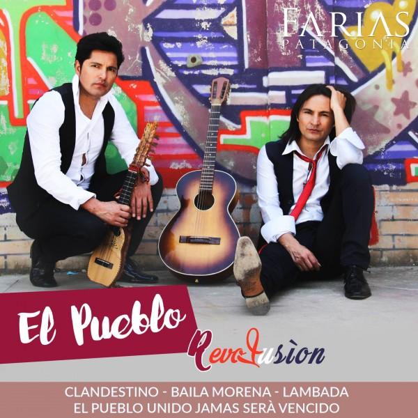 El Pueblo il nuovo singolo dei Farias Patagonia in uscita il 12 maggio in tutto il mondo