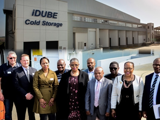 Dube TradePort SEZ gets new cold storage facility   Supply Chain
