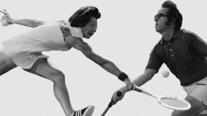 """20 settembre 1973: Billie Jean King batte Bobby Riggs nella """"battaglia dei sessi"""""""