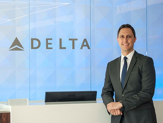 Delta Cargo installs Eric Anderson as new cargo sales director for Asia Pacific | Air Cargo