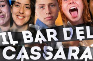 """Associazione Zanni e Istituto professionale Federico II di Enna: cine-documentario """"Il bar del..."""