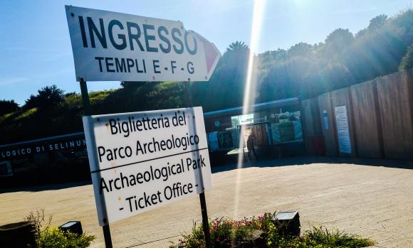 Cambiano gli orari al Parco Archeologico di Selinunte