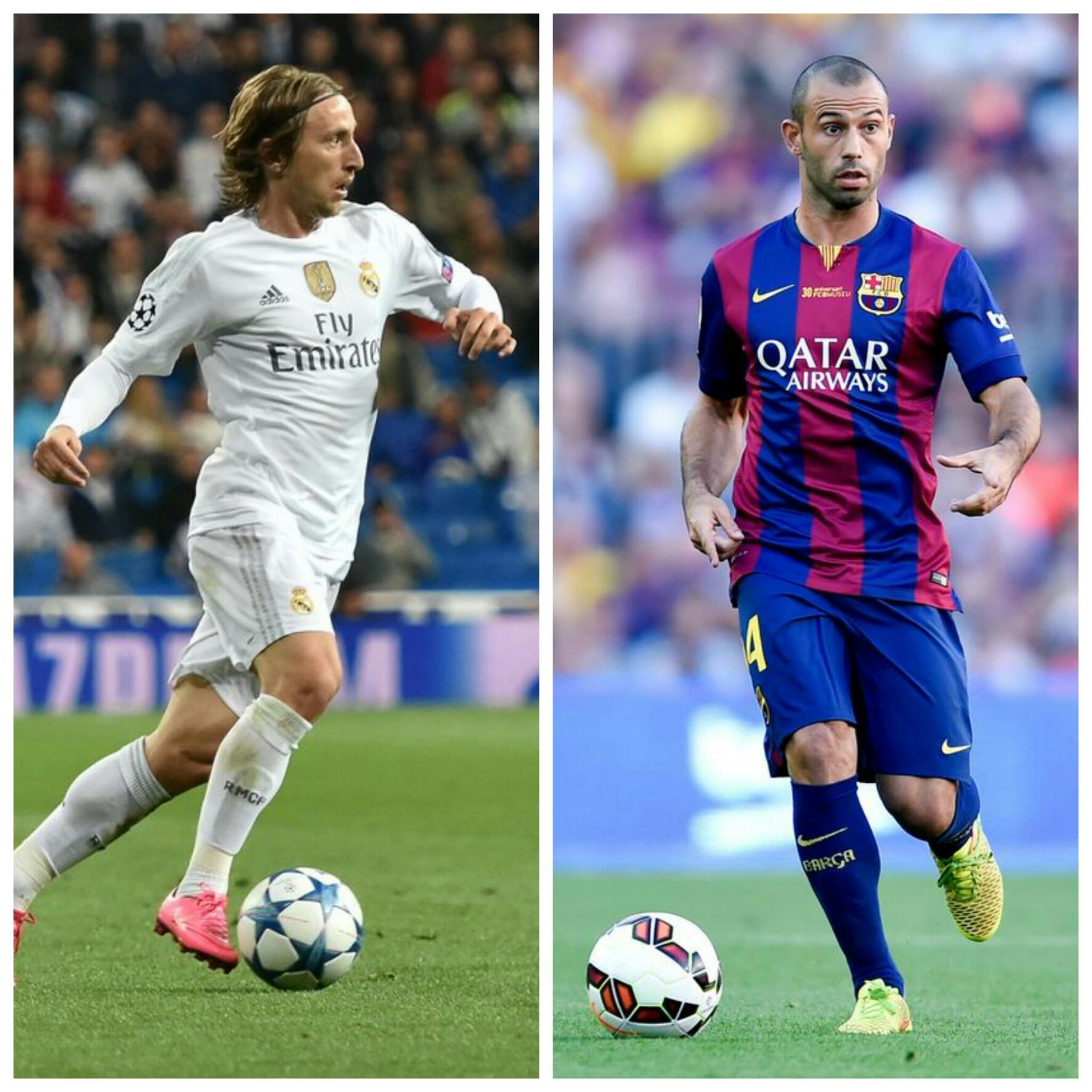 Liga – Le big blindano le certezze: rinnovi per Modric e Mascherano