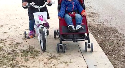 """""""I mie figli cresceranno a Castelvetrano… Purtroppo!"""" la triste giornata della mamma di due bimbi..."""