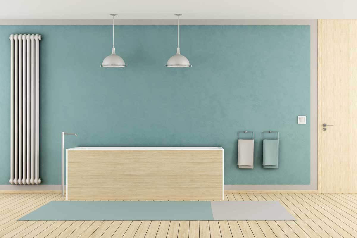 I radiatori per il tuo arredamento bagno diventano di design!