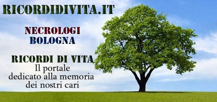 Necrologi Bologna
