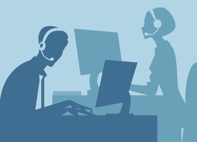Almaviva specchio della crisi dei call center