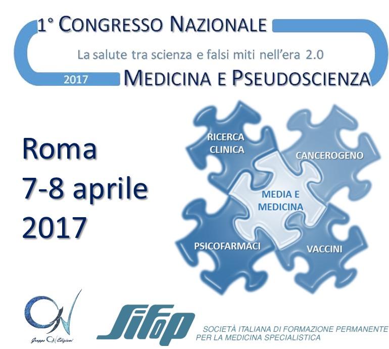 """Vaccini: il chimico e saggista scientifico Silvano Fuso al congresso """"Medicina e pseudoscienza"""" del Gruppo C1V"""