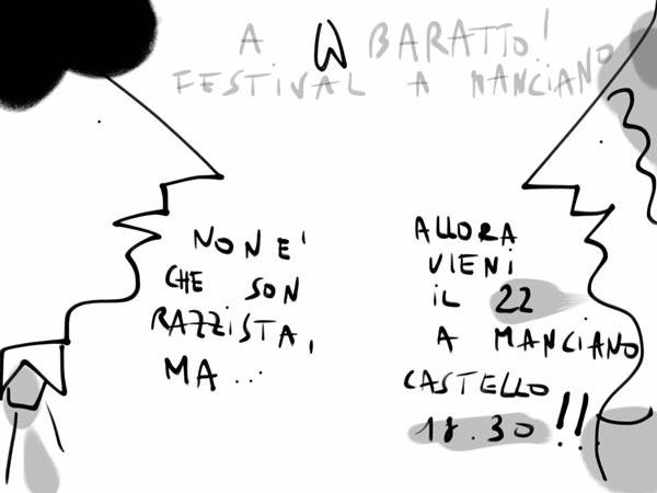 Cultura - Festival in arrivo: a Manciano si va a teatro con il baratto!