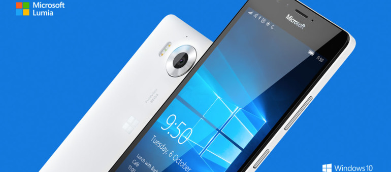 Double tap to wake in arrivo su Lumia 950 - Surface Phone Italia
