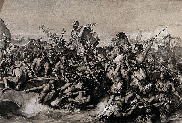 26 agosto 55 a.C.: Giulio Cesare invade la Britannia