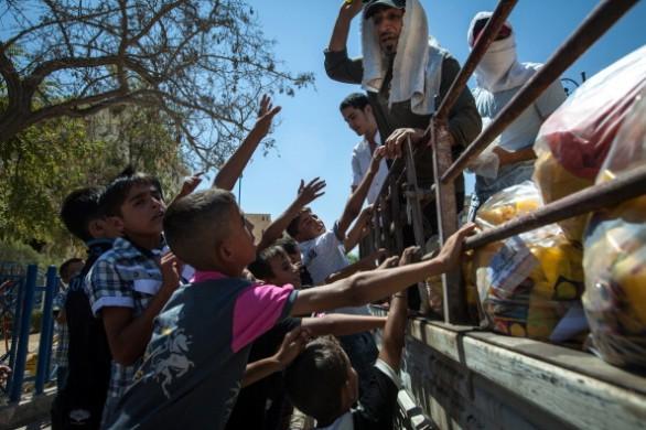 1 bambino su 5 in Medio Oriente e Nord Africa ha bisogno di assistenza umanitaria