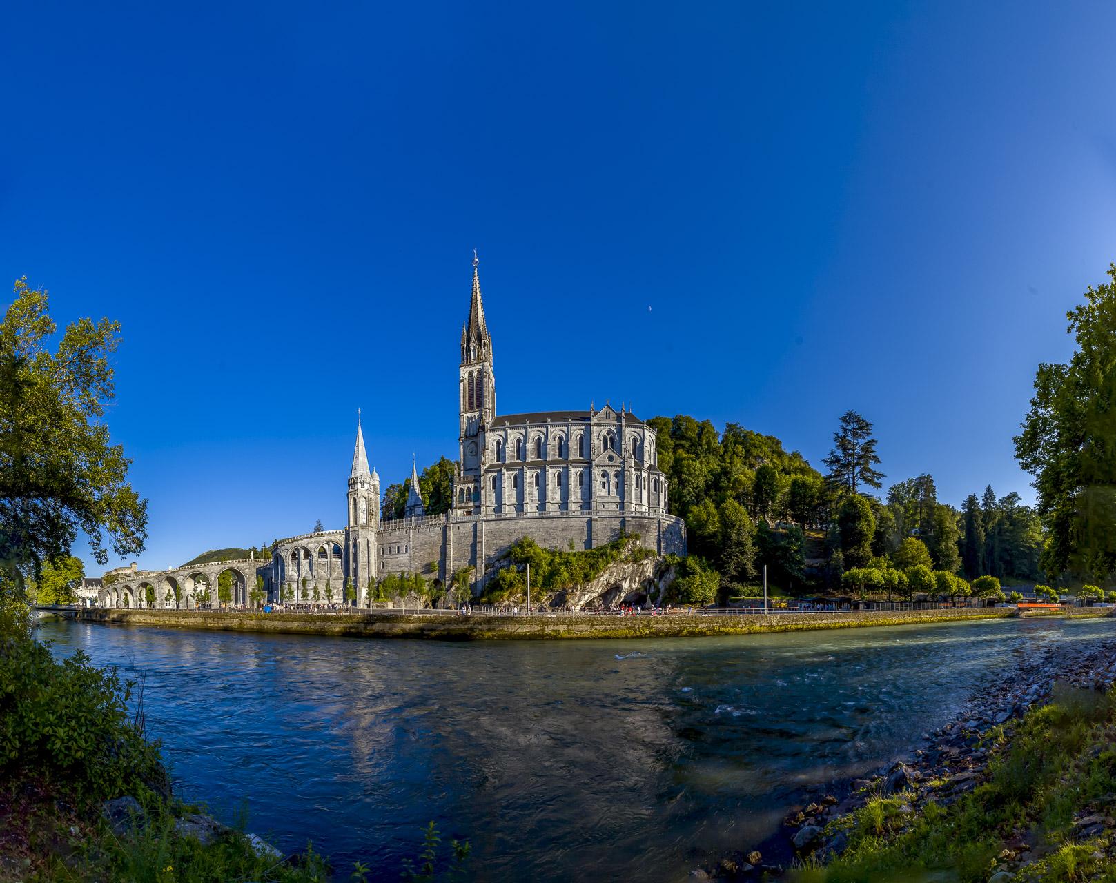 #Lourdes – Spiritual France 2016