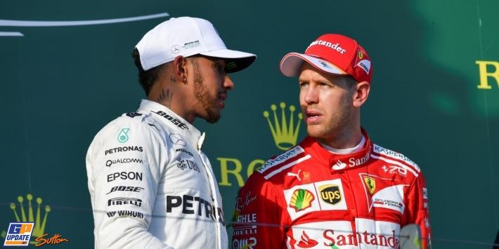 F1, Hamilton mette pressione alla Ferrari: Qui sono loro favoriti, e vi dico perché