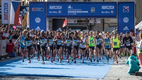 Risultati Maratona di Praga-Prague Marathon: vince il keniano Cherono