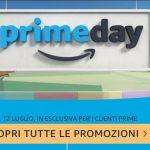 Ecco le migliori offerte del Amazon Prime Day