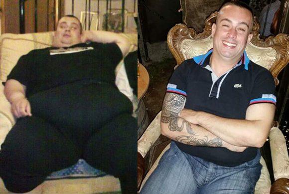 Perde 104kg e torna a Vivere! L'avventura di Piero Zichichi