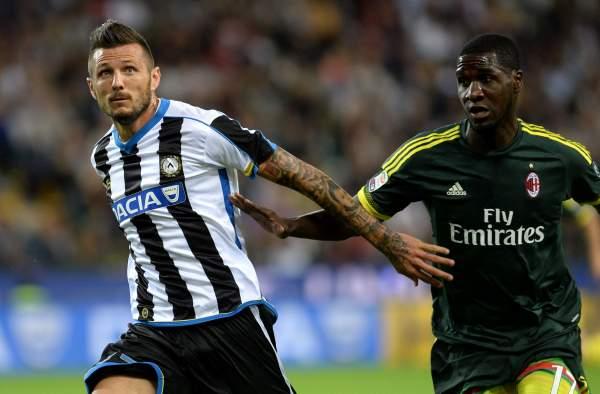 Udinese e Milan pronte al riscatto
