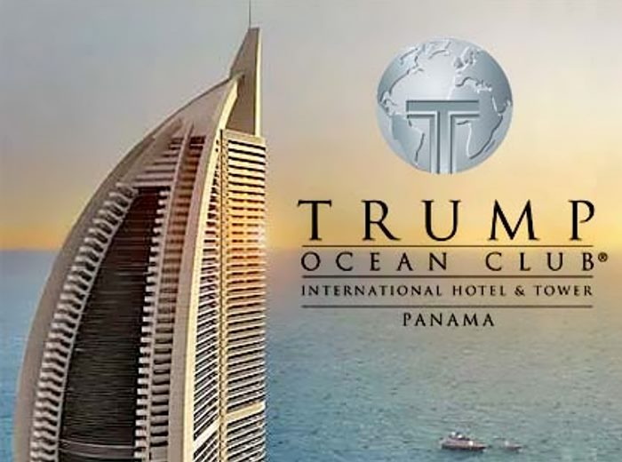 Donald, Ivanka e la Trump Ocean Club International Hotel and Tower a Panama City