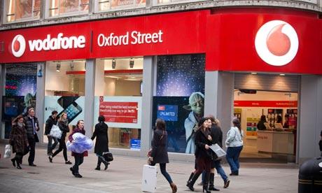 Multa record per Vodafone direttamente dal Regno Unito