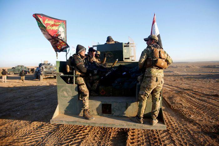 Iraq: Forze irachene lanciano offensiva per liberare Mosul ovest dallo Stato Islamico (IS) » Guerre