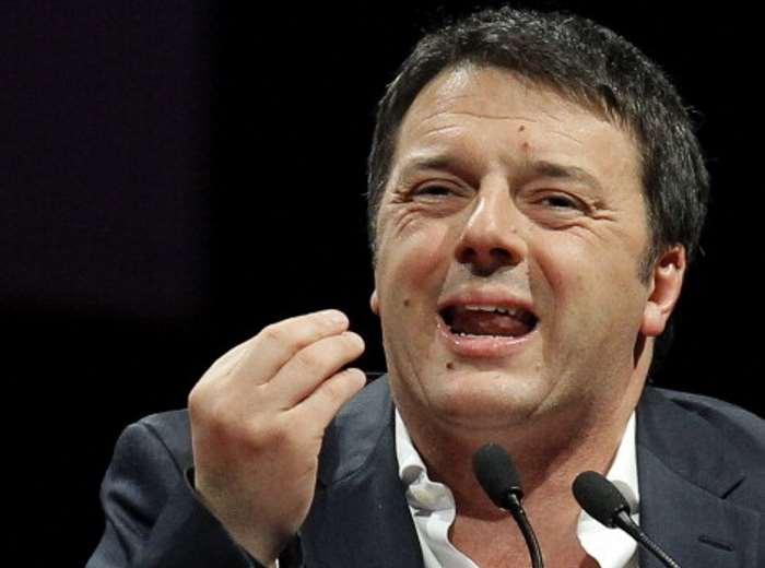 L'Italia di nuovo alle prese con la dialettica renziana