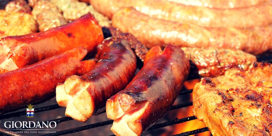 Vino e Barbecue possono andare d'accordo? Scopri 7 etichette Giordano (più una) per una grigliata da ricordare