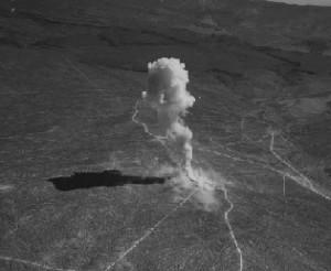17 luglio 1962: L'ultima esplosione nucleare americana nell'atmosfera