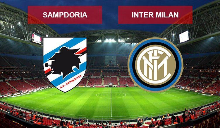 Serie A Sampdoria-Inter: Ultime news e formazioni