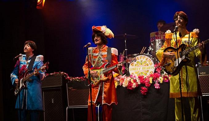 Beatlestory al Teatro Italia, l'omaggio al gruppo che ha segnato un'epoca