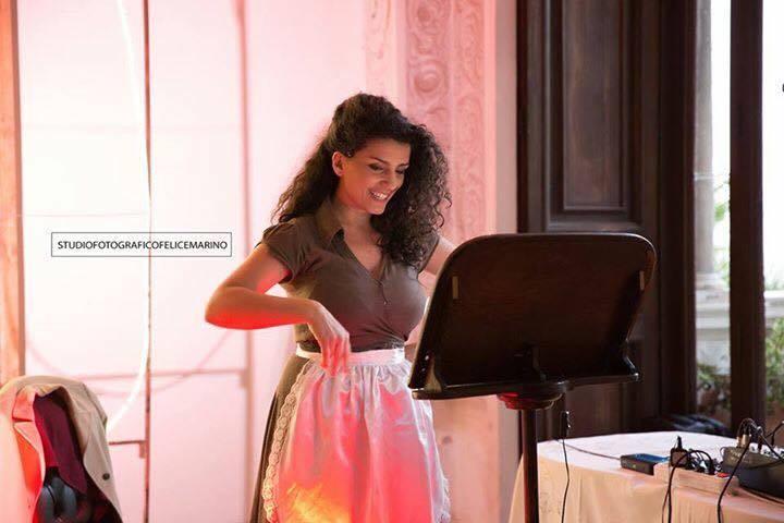 A Napoli Villa Domi ospita il grande omaggio a Totò con in scena l'artista Marianna Mercurio